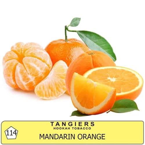 Табак Tangiers Noir Mandarin Orange (Мандарин Апельсин) - 250 грамм