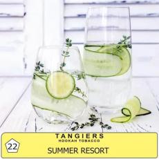 Табак Tangiers Noir Summer Resort (Летний Курорт) - 100 грамм