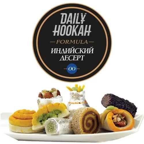 Табак Daily Hookah Formula 00 Индийский Десерт - 60 грамм