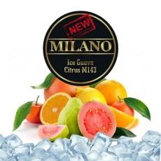 Табак Milano Ice Guava Citrus M143 (Лёд Гуава Цитрус) - 50 грамм