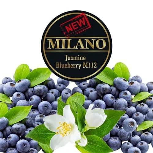 Табак Milano Jasmine Blueberry M112 (Жасмин Черника) - 50 грамм