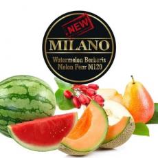 Табак Milano Watermelon Berberis Melon Pear M120 (Арбуз Барбарис Дыня Груша) - 50 грамм