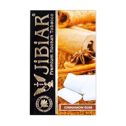 Табак Jibiar Cinnamon Gum (Корица Жвачка) - 50 грамм