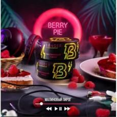 Табак Banger Berry Pie (Малиновый Пирог) - 100грамм
