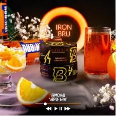 Табак Banger Iron Bru (Лимонад Айрон Блю) - 100грамм