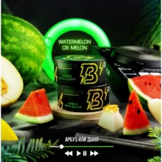 Табак Banger Watermelon or Melon (Арбуз или Дыня) - 100грамм