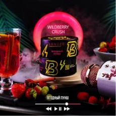 Табак Banger Wildberry Crush (Ягодный Пунш) - 100грамм