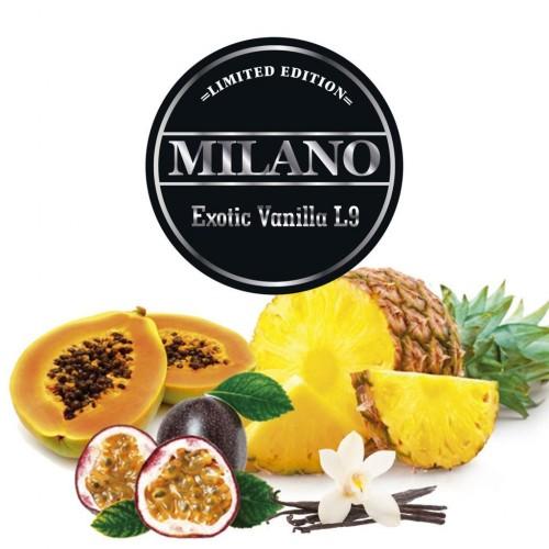 Табак Milano LE L9 Exotic Vanilla 100 грамм