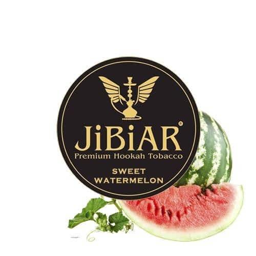 Табак Jibiar Sweet Watermelon (Сладкий Арбуз) - 50 грамм