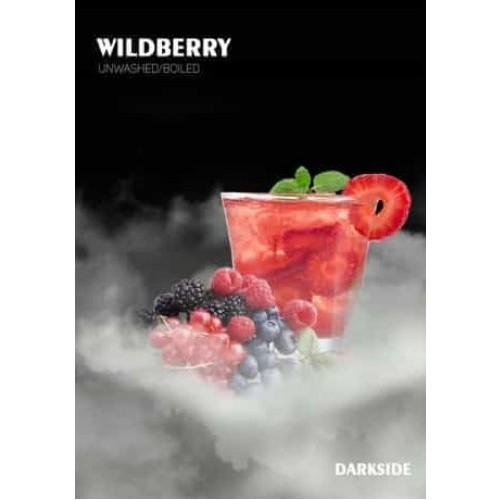 Табак Darkside Medium Wild Berry (Ягодный Микс) - 25 грамм