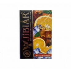 Табак Jibiar Ice Cola Orange(Лёд Кола Апельсин) - 50 грамм
