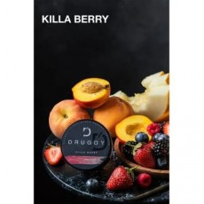 Табак Drugoy Killa Berry (Ягоды Персик Дыня) - 25 грамм