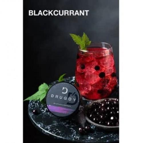 Табак Drugoy Blackcurrant (Черная Смородина) - 25 грамм