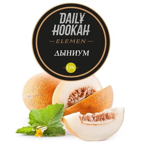 Табак Daily Hookah Element Dn Дыниум - 250 грамм