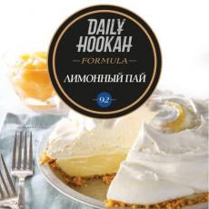 Табак Daily Hookah Formula 92 Лимонный Пай - 250 грамм