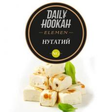 Табак Daily Hookah Element Ng Нугатий - 250 грамм