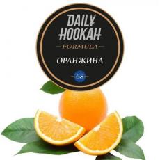 Табак Daily Hookah Formula 68 Оранжина - 25 грамм