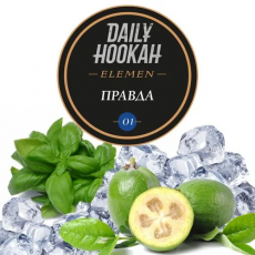 Табак Daily Hookah Formula 01 Правда - 250 грамм