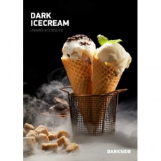 Табак Darkside Medium Dark Ice Cream (Шоколадное Мороженое) - 30 грамм