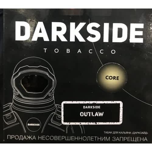 Табак Darkside Medium Outlaw (Вафли с лимоном) - 100 грамм