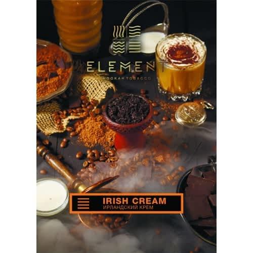 Табак Element Земля Irish Cream (Ирландский Крем) - 100 грамм