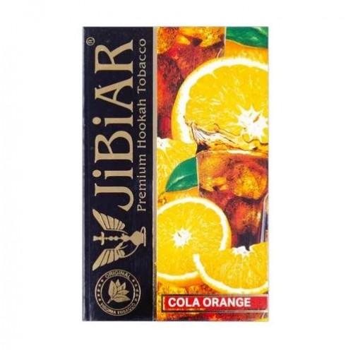 Табак Jibiar Cola Orange ( Кола Апельсин ) - 50 грамм