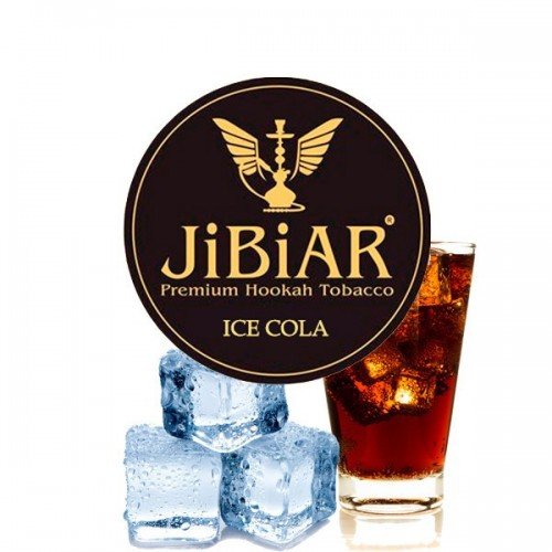 Табак Jibiar Ice Cola (Айс Кола) - 1 кг