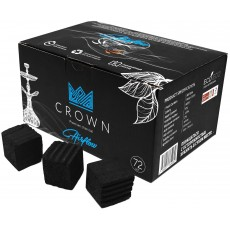 Уголь кокосовый Crown Air Flow 0,5 кг (36 шт)