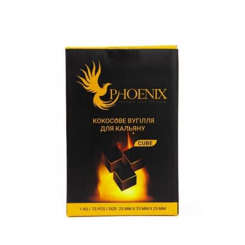 Уголь кокосовый Phoenix 1кг
