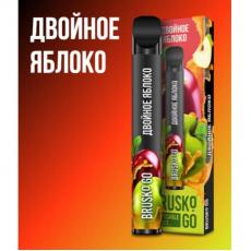 Электронка Brusco Go Двойное Яблоко- 800 тяг