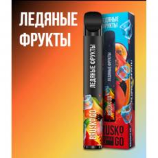Электронка Brusko GO Ледяные Фрукты - 800 тяг