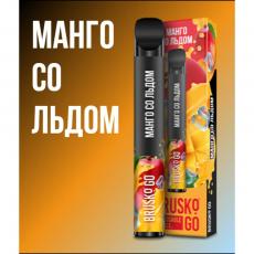 Электронка Brusco Go Манго со льдом  - 800 тяг