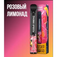 Электронка Brusco Go Розовый Лимонад - 800 тяг