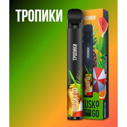 Электронка Brusko GO Тропики - 800 тяг