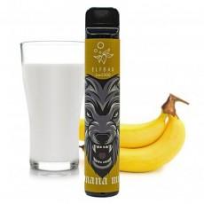 Банан Молоко (Banana Milk) - 1500 тяг