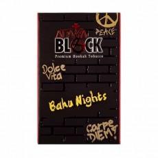 Табак Adalya Black Baku Nights (Ночи Баку) - 50 грамм