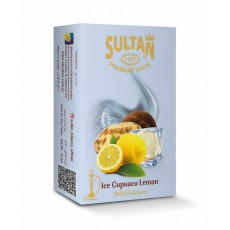 Табак Sultan Ice Cupuacu Lemon (Лед Купуачу Лимон) - 50 грамм