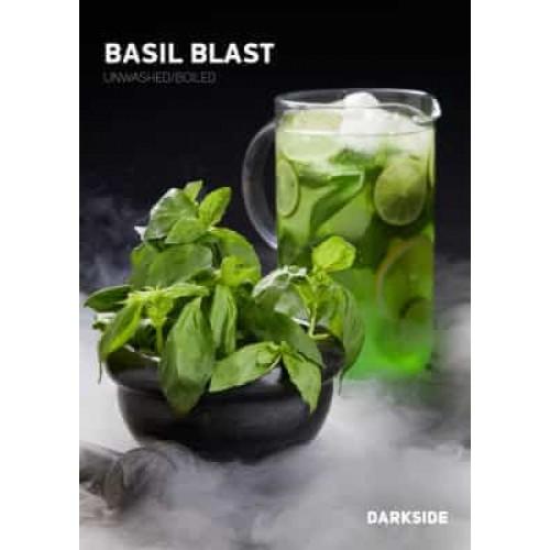 Табак Darkside Medium Basil Blast (Базилик) - 100 грамм