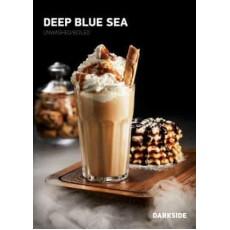Табак Darkside Medium Deep Blue Sea (Глубокое Синее Море) - 100 грамм