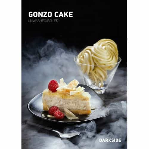 Табак Darkside Medium Gonzo Cake (Чизкейк) - 250 грамм