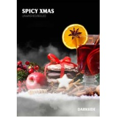 Табак Darkside Medium Spicy Xmas (Новогодний Микс) - 100 грамм