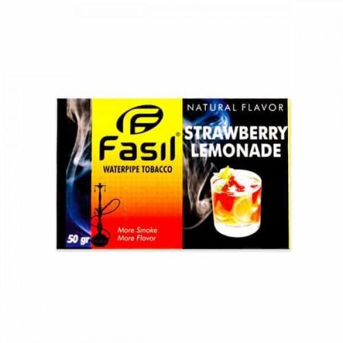Табак Fasil Strawberry Lemonade (Клубничный Лимонад) - 50 грамм
