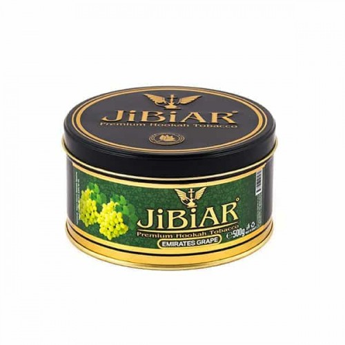 Табак Jibiar Emirates Grape (Эмирейтс Виноград) - 250 грамм
