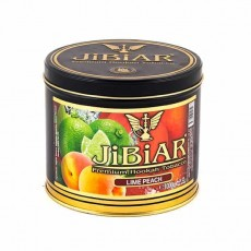 Табак Jibiar Lime Peach (Лайм Персик) - 1 кг