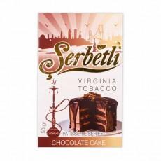 Табак Serbetli Chocolate Cake (Шоколадный Пирог) - 50 грамм