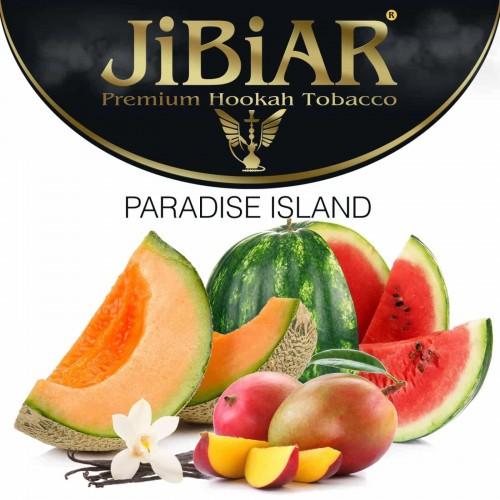Табак Jibiar Paradise Island (Райский Остров) - 100 грамм