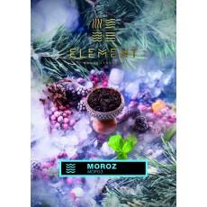 Табак Element Вода Moroz (Мороз) - 100 грамм
