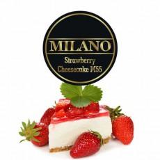 Табак Milano Strawberry Cheesecake M55 (Клубничный Чизкейк) - 100 грамм