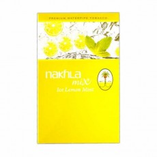 Табак Nakhla Mix Ice Lemon Mint (Лед Лимон Мята) - 50 грамм