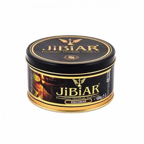 Табак Jibiar Escobar (Эскобар) - 500 грамм